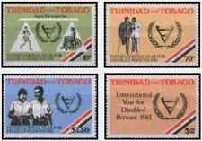 Timbres Trinité et Tobago 432/5 ** lot 24824