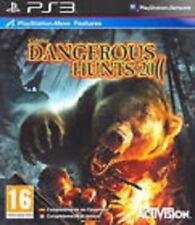 DANGEROUS HUNTS 2011          -----   pour PS3