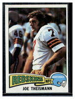 1975 Topps Football Card # 416 Joe Theismann (RC) - Washington Redskins