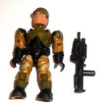 Halo Mega Bloks cifras ~ 2013 oficial de la UNSC (verde) y rifle de asalto