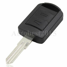 2 Button Remote Key FOB Shell For Vauxhall Opel Corsa C Agila Meriva Combo New