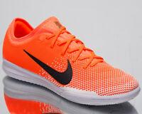 Nike MercurialX Vapor XII Pro IC Men's New Crimson Football Shoes AH7387-801