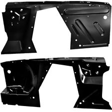 65 66 Mustang Front & Rear Fender Apron Complete Pair Right & Left Side EDP Dii