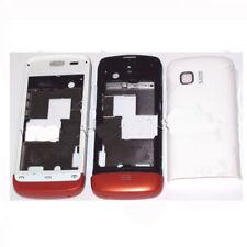 Fascia Housing Back Battery Cover Keypad For Nokia C5 03 C5-03 Orange / White UK