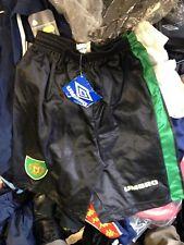 manchester united shorts 1996/7 goalies shorts at £9 bnwl