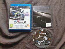 Gran Turismo 5 Academy Edition Sony Playstation 3 juego PS3