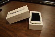 Apple iPhone 5s - 16GB - Silver (Verizon) very clean