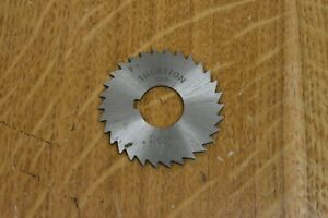 "Thurston 1. 3/4"" x 0.62"" Slitting Saw 5/8"" Bore"