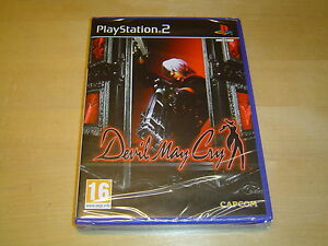 DEVIL MAY CRY PLAYSTATION 2 PS2 PAL *BRAND NEW*