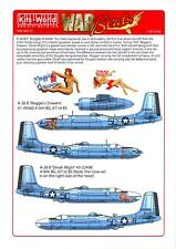 Kits World Decals 1/48 DOUGLAS A-26 INVADER Maggie's Drawers & Dinah Might