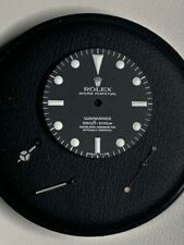 Rolex 5512 Submariner Luminova Service Dial And Hands For Vintage Watch