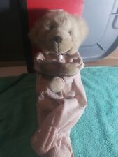 Very Collectible Teddy Bear