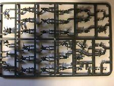 15MM LATE WAR GERMAN INFANTRY 1943-45 SPRUE - PLASTIC SOLDIER COMPANY