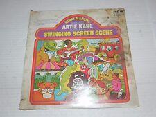 Artie Kane Swinging Screen Scene 1972 Jazz LP SEALED!