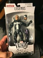 "Marvel Legends 6"" Venom New Sealed Mint w/ Monster Venom BAF Spider-Man Brock"