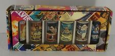 Elvis Set of 6 Shooter Shot Glasses New in Box