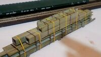 HO FLAT GONDOLA CAR,ATHEARN ATLAS WALTHERS ATHEARN.EXACTRAIL DUHA LOAD WEATHERED