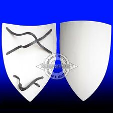 Christmas Presents Xmas Gifts Crusader's shield, Medieval Wooden Armour Shield