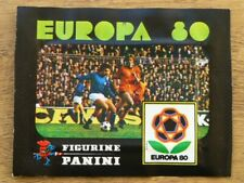 More details for panini europa 80 sealed sticker packet