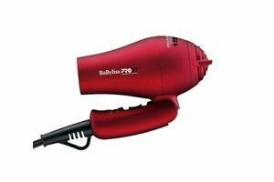 Titanium Travel Blow Dryer BaByliss Pro Tourmaline Portable Far Infrared Heat