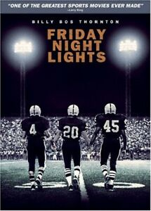 Friday Night Lights : Billy Bob Thornton (DVD, 2004)