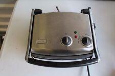 Breville TG890TXL 1500-Watt Gourmet Health Grill Panini Press