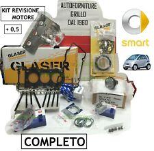 KIT REVISIONE MOTORE COMPLETO SMART 600 (450) DAL 98 AL 2004 - MAGGIORATO + 0,5