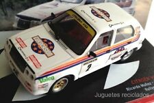 1/43 CITROEN VISA CHRONO MUÑOZ RALLY RACE MADRID 1984  IXO ALTAYA DIECAST