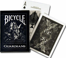 2 Decks Bicycle Guardians Standard Poker Playing Cards Theory 11 New In Box