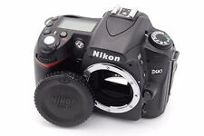 NIKON D90 12.3MP DIGITAL SLR CAMERA - SHUTTER COUNT:1471