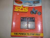Pastilla de freno SBS motorrad Rieju 50 RS1 1992 595HF en