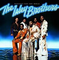 THE ISLEY BROTHERS - HARVEST FOR THE WORLD NEW CD