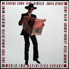 DAVID BYRNE 'Sounds From True Stories' Original 1986 SEALED LP