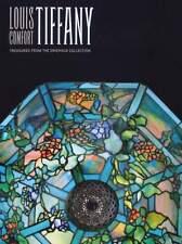 LIVRE NEUF : LOUIS COMFORT TIFFANY (lampadaire,lampe,vase,verre,glass lamp