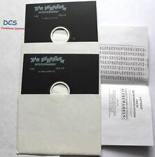 ZAK MC Kracken Lucasfilm Spiel Commodore C 64 Original Disketten 1988 Deutsch