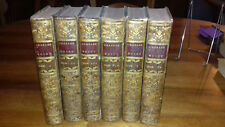 L'HISTOIRE DU REGNE DE L'EMPEREUR CHARLES QUINT (6 vol 1771)(col 1c)