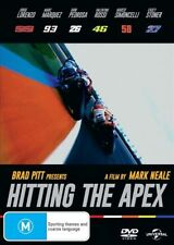 Hitting The Apex : NEW DVD