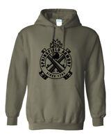 Springfield Armory Black Logo Hoodie Sweatshirt Pro Gun 2nd Amendment Rifle New