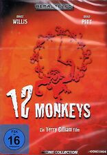DVD NEU/OVP - 12 Monkeys - Bruce Willis & Brad Pitt