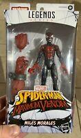 Marvel Legends Venompool BAF Venomized Miles Morales Action Figure In Hand New🔥