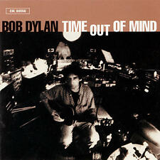BOB DYLAN  -  Time out of mind - CD usato/used