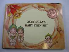 Australia 1997 Baby UNC RAM set with official May Gibbs Artwork and Medallion