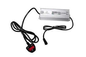 All Garden Lights Compatible 100W 12V Transformer 6214011  Plug and Play