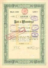Rodi & wienenberger AG per bijouterie U. catene manifatturiera 1906 Pforzheim