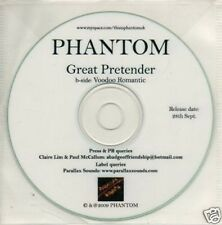 (85V) Phantom, Great Pretender - DJ CD