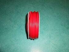 Gaine rouge neuve vélo cyclo / au mètre