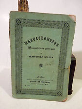 Prima Edizione G. Verdi - Temistocle Solera: Nabucodonosor 1872 Ricordi Opera