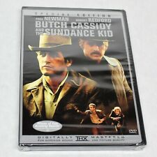 Butch Cassidy and the Sundance Kid Special Edition Dvd Newman Redford Widescreen