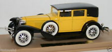SOLIDO 1/43 SCALE - 80 - 1929 CORD L29 - YELLOW / BLACK