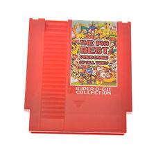Zelda Megaman Batman NES Game Cartridge Multicart 143 In 1 Spielen für Nintendo